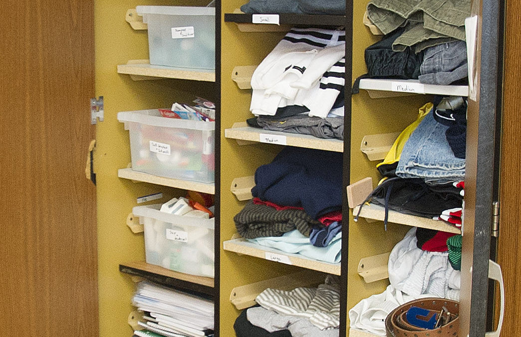 Muskie Lockers the focus of Giving Tuesday